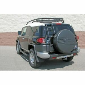 DeeZee DZ 760611 Tubes Misc SUV Ladder For 2007-2015 Toyota FJ Cruiser NEW