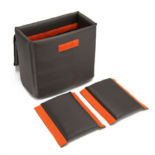 Partition Padded Insert Protection Case For Nikon Canon Sony Fuji Panasonic