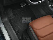 VW Original Gummifussmatte Gummimatte Tiguan Satz vorne hinten 5NB061500  82V