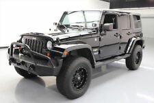 2012 Jeep Wrangler Unlimited Sahara Sport Utility 4-Door