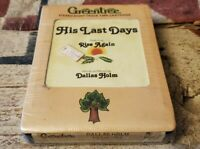 """Dallas Holm 8-Track Tape (His Last Days) """"Do You Believe In Me"""" - Sealed/NOS"""