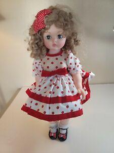 "Madame Alexander Doll  - ""Happy Birthday Kelly"" -  20"""