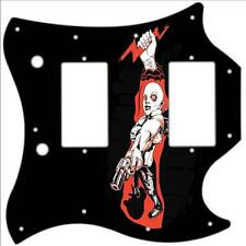 SG Standard Pickguard Custom Gibson Graphical Guitar Pick Guard The Enforcer