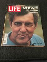 LIFE MAGAZINE NOVEMBER 5, 1971 MUSKIE THE DEMOCRATS' FRONT-RUNNER