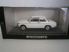 BMW 1600/2 - Minichamps