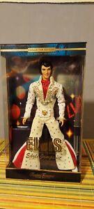 2000 Elvis Presley Timeless Treasures Doll Eagle Jumpsuit Mattel #28570