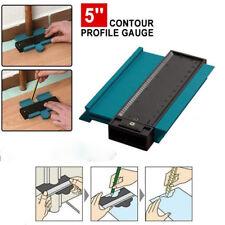 Grande profondeur Plastique Contour Profile Gauge Cutting Guide Stratifié Parquet