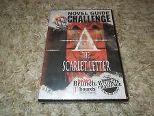 The Scarlet Letter Novel Guide Challenge Game CD-ROM by Teacher's Brunch *NEW*