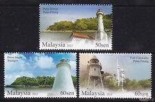 [SS] Malaysia 2013 Lighthouses STAMP SET