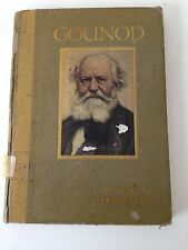 Gounod Days With The Composers By May Byron Vintage Book