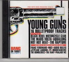 (FP639) Bang On Target Vol 2, Young Guns - 2003 CD