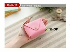Candy Color Coin Purse (Pink)