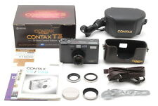 MINT IN BOX Contax T3 70 Years Limited Edition Black from JAPAN #1595