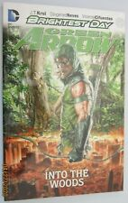 Green Arrow SCTPB #1 8.0 VF (2012)