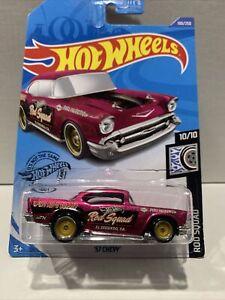 2020 Hot Wheels ~ '57 Chevy ~ Super Treasure Hunt XHTF SEALED UNOPENED