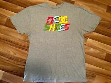 Vintage DC SHOE CO 'Graffiti Graphic' LG T-shirt Skateboard - Great Overall Cond
