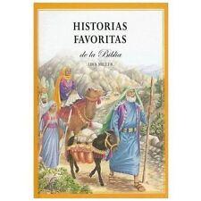 Historias Favoritas de la Biblia Spanish Edition