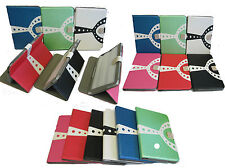 Clasp Leather Case Cover Stand For IPad 2 3 4 A1395 A1397 A1416 A1458 A1430