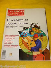 INVESTORS CHRONICLE - BOOTLEG BRITAIN - MARCH 19 1999