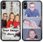Personalised Phone Case Cover Plastic Custom Photo  iPhone 5,6,7,8,X, XR, XS MAX