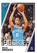18/19 PANINI NBA STICKER ROOKIE RC #56 MILES BRIDGES HORNETS *57818