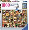 "Ravensburger 1000 Piece Jigsaw Puzzle Kitchen Cupboard  27"" x 20""  New Sealed"