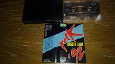 MARLENE KUNTZ RARITA' MC PROMO anno 1992 Rock targato Italia FORELOCKS EH BOMBA