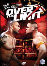 WWE Over The Limit 2010 DVD DEUTSCHE VERKAUFSVERSION