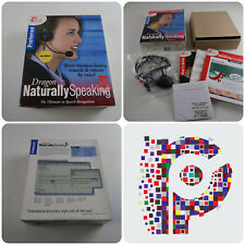 Big Box PC Dragon Narually Speaking 5 with Headset