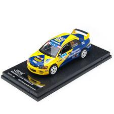 Sunstar vitesse1:43 Mitsubishi EVO 9th generation WRC rally car No. 25 car model