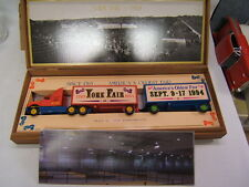 Winross York Fair 1994 America's Oldest Fair Ltd Ed. in Display Box Ford w/ Pups