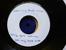 TEST PRESSING SMOKEY ROBINSON Why you wanna see my bad side 60546