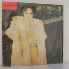 "Miko Mission ‎– Two For Love (Vinyl 12"",Maxi 45 Tours)"
