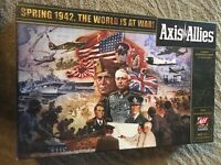 Avalon Hill Axis & Allies Spring 1942 The World is at War Board Game