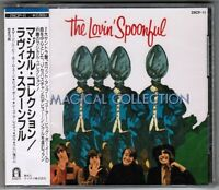 Sealed! LOVIN' SPOONFUL Magical Collection JAPAN CD 1988 release w/OBI 28CP-11