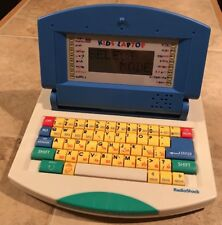 Radio Shack Vintage Kids Laptop 60-2602 Learning Education Fun Activity Toy
