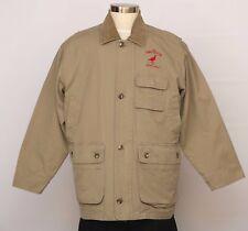 Men's Cotton Jacket Size M Medium Plaid Flannel Liner IMAGINE