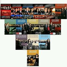 Law & And Order SVU Special Victim Unit Complete Series Seasons 1-15 DVD
