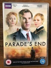 Benedict Cumberbatch PARADE'S END ~ 2012 BBC HBO Edwardian Drama UK 2-Disc DVD