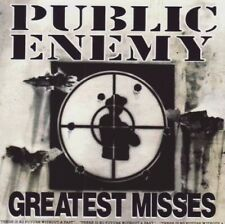 Public Enemy-Greatest Misses (CD)