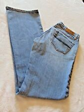 X2 DENIM LABORATORY WOMEN 30X32 JEANS STRAIGHT SIMPLY GREAT USED CONDITION!!!!