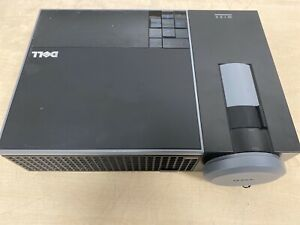 Dell 1609WX DLP Projector Portable HD W/ Remote 2200 Lamp Hours