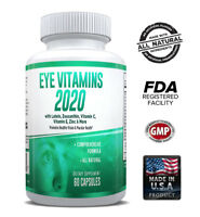 EYE HEALTH & VISION SUPPORT - Eye Vitamins 2020 - Same Ingredients, Lower Price!