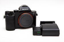Sony Alpha A7 24.3 Mirrorless Full Frame Digital Camera Lens - USA