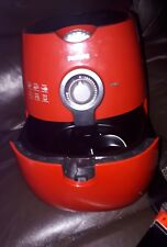 Philips HD9220 red Low Fat Airfryer Rapid Air Technology Healthy Cooker chips