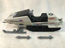 New listing Vintage Hasbro 1983 gi joe G.I. Joe Arah Polar Battle Bear 99% Complete! Broken