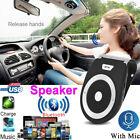 Wireless Bluetooth4.1 EDR Car Music Speaker Speakphone USB Charging 10m Black