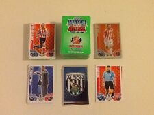 Topps Match Attax 2010/11 Player Cards - Finish your collection Nos. 235-465