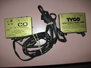 Tyco AC/DC 18V DC 20V AC HO Model 899V Power Packs FREE SHIPPING Lot of 2 PCS