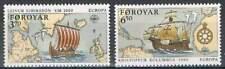 Faeroer/Faroer postfris 1992 MNH 231-232 - Europa / Cept